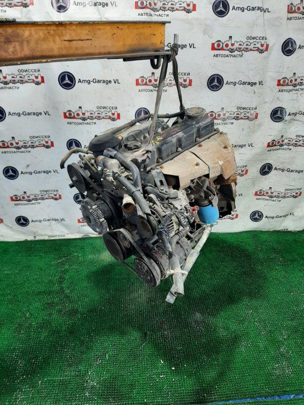 Двигатель Nissan Atlas N6F23 TD25 1993