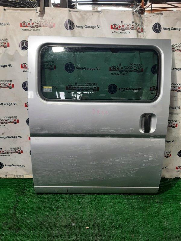 Дверь Nissan Caravan VWME25 ZD30(DDTI) 2011 задняя правая