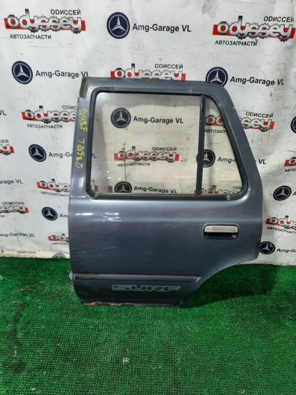 Дверь Toyota Hilux Surf LN130-0074432 2LTE 1991.09 задняя левая
