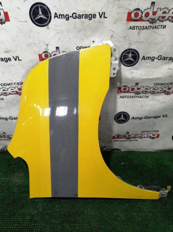 Крыло Toyota Noah ZRR75 3ZR-FAE 2012 переднее правое