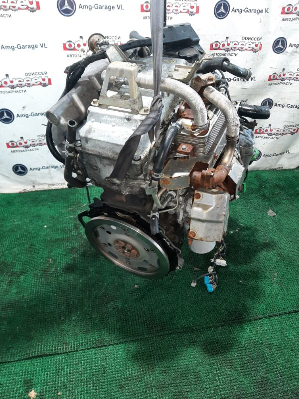 Двигатель Mitsubishi Pajero V68W 4M41 1999