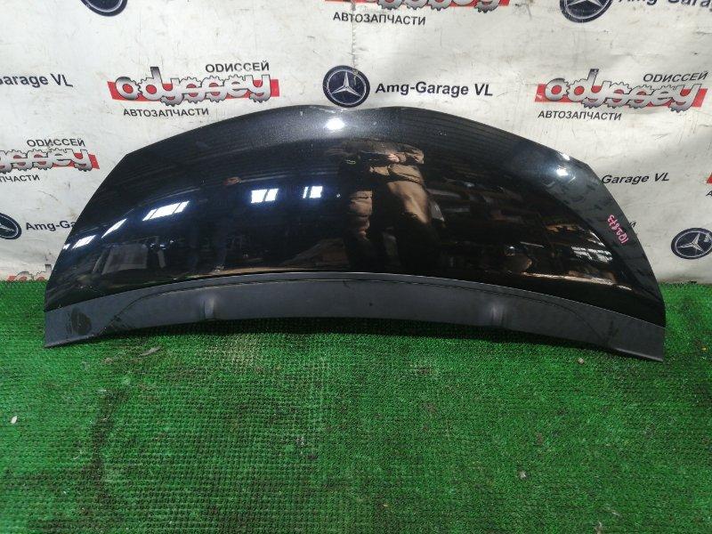 Капот Toyota Iq KGJ10 1KR-FE 2010