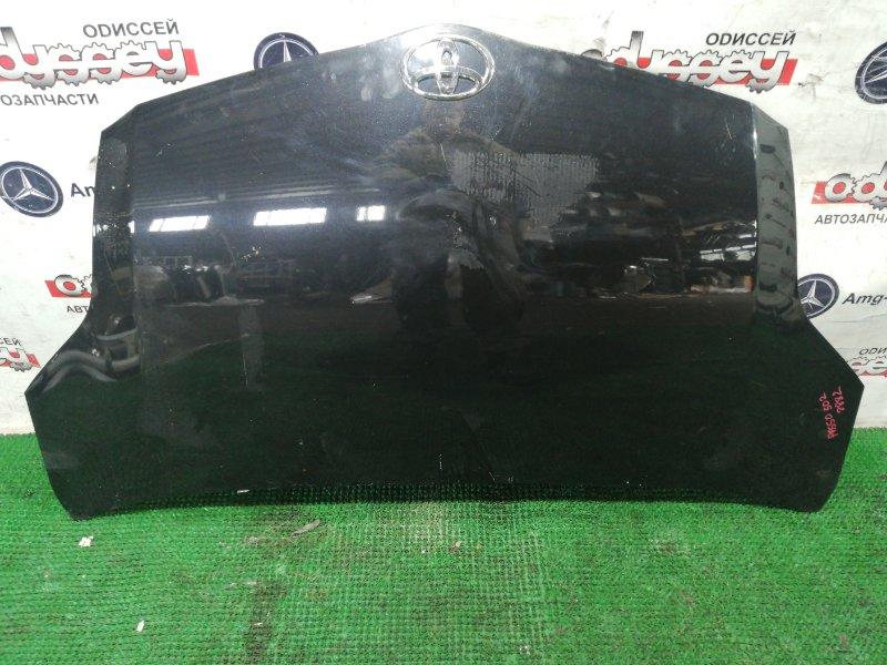 Капот Toyota Passo Sette M502E 3SZ-VE 2009