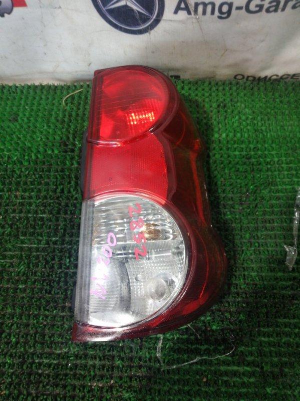 Стоп Nissan Nv 200 VM20 HR16DE 2008 задний правый
