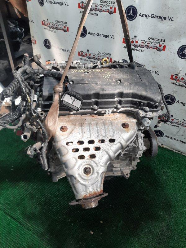 Двигатель Mitsubishi Galant Fortis CY4A 4B11 2007