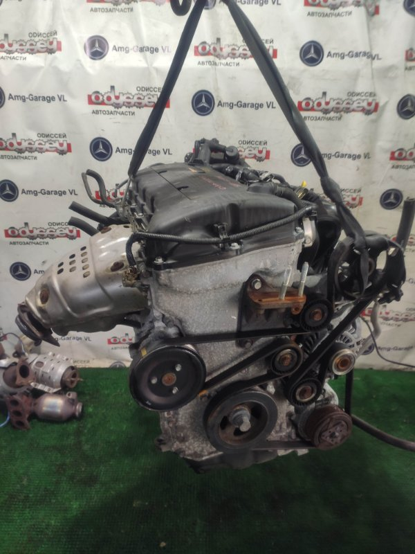 Двигатель Mitsubishi Galant Fortis CX3A 4B10 2010