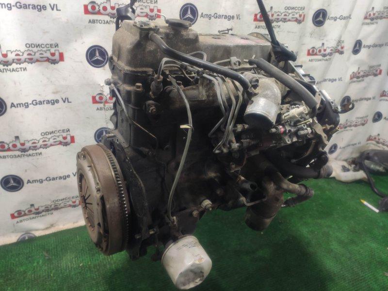 Двигатель Isuzu Fargo NFS62DT 4FG1 1991