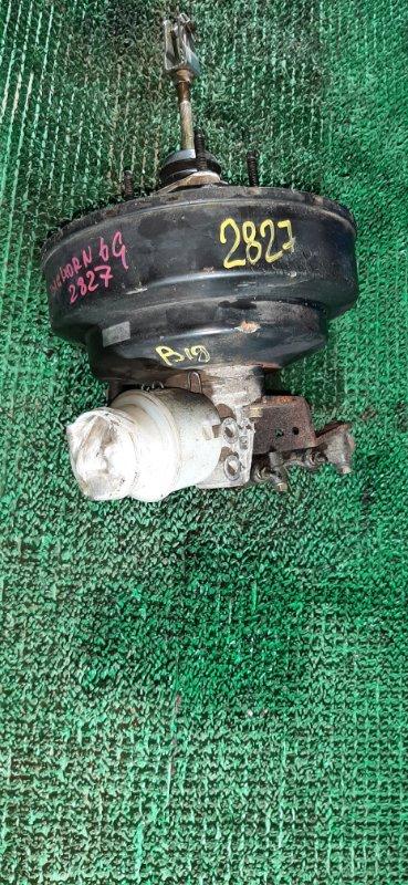 Главный тормозной цилиндр Isuzu Bighorn UBS69DW 4JG2 1992