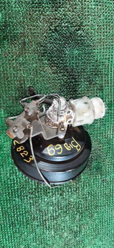 Главный тормозной цилиндр Isuzu Bighorn UBS69GW 4JG2 1993