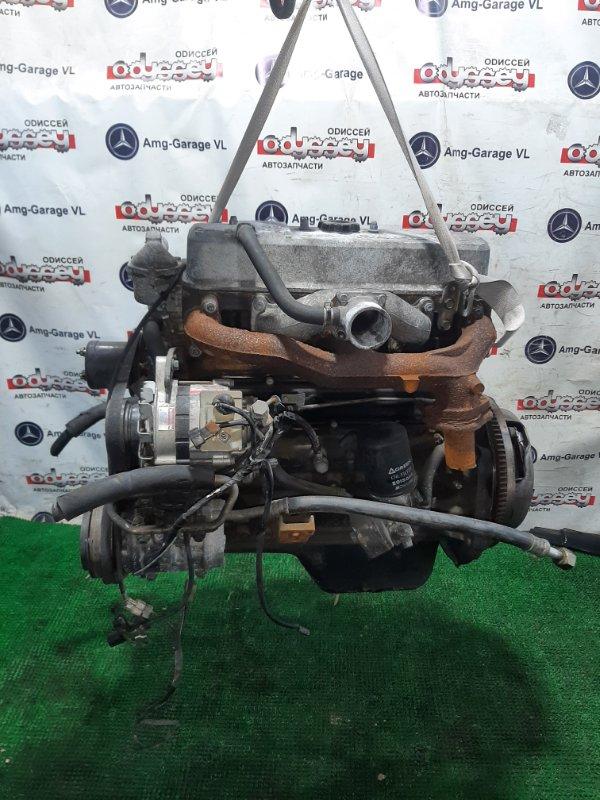 Двигатель Daihatsu Rugger F70V DL 1993