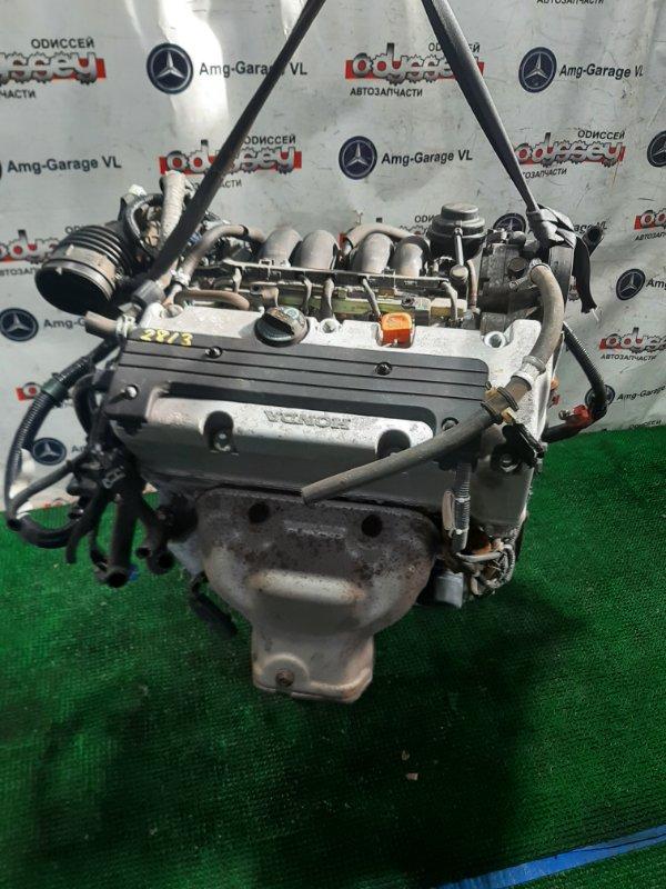 Двигатель Honda Crv RD7 K24A 2006