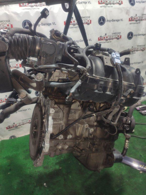 Двигатель Nissan Avenir RNW11 QR20(DE) 2003