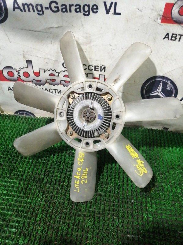 Вентилятор с вязкостной муфтой Toyota Town Ace Noah CR51 2C 1998