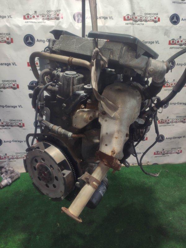 Двигатель Isuzu Bighorn UBS69GW 4JG2 1994