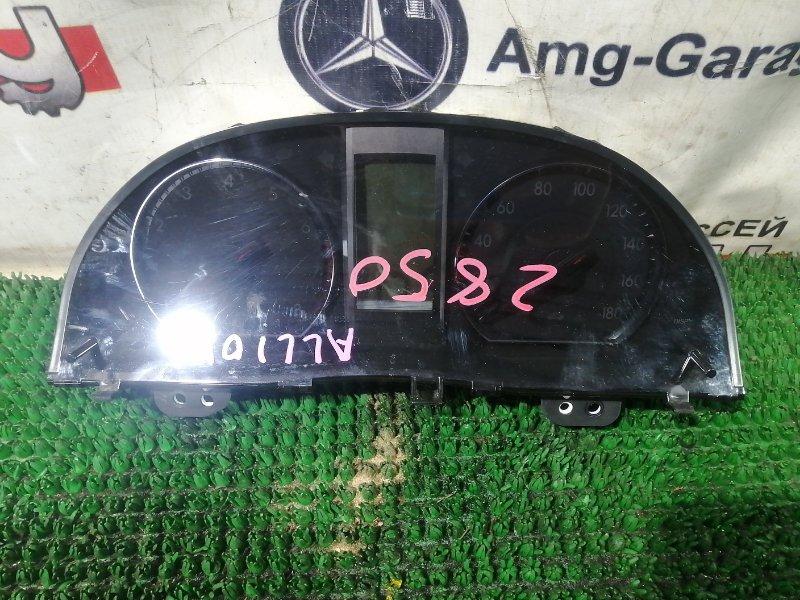 Панель приборов Toyota Allion NZT260 1NZ 2010.01