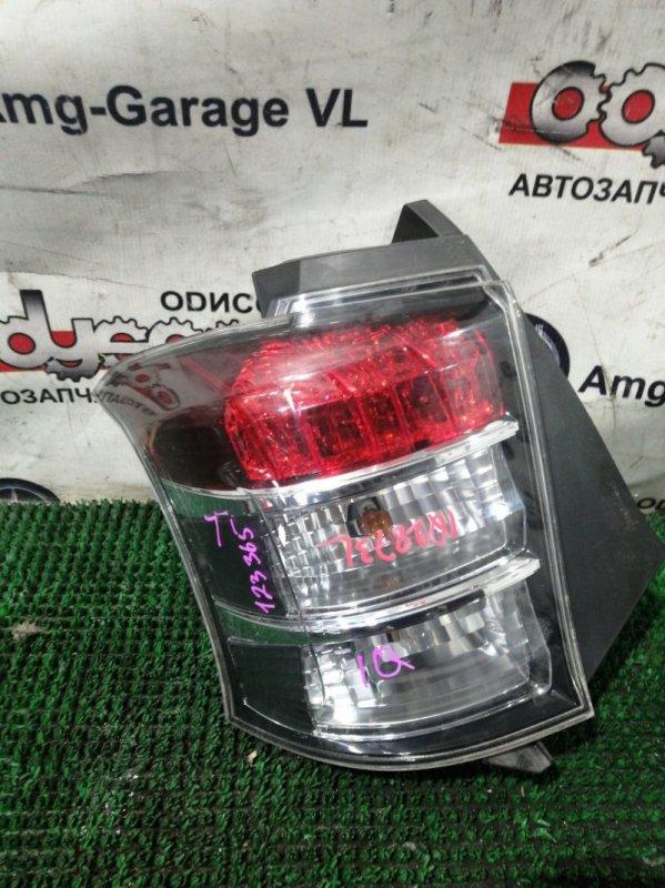 Стоп Toyota Iq KGJ10 1KR-FE 2010 задний левый