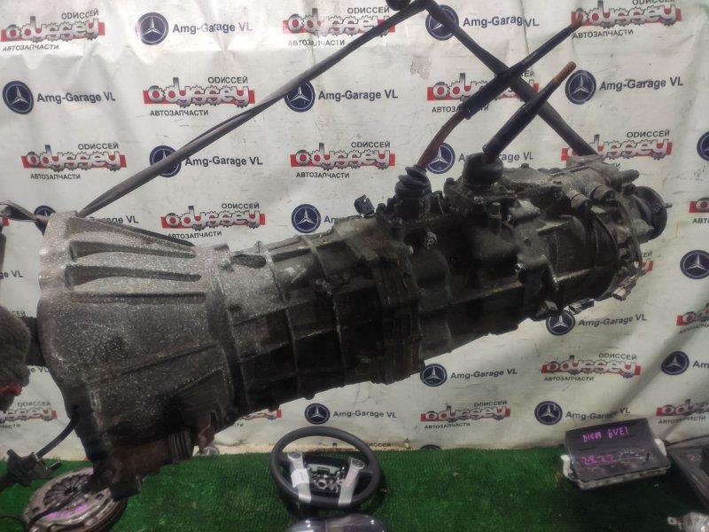 Кпп механическая Toyota Hilux Surf LN130-0074432 2LTE 1991.09
