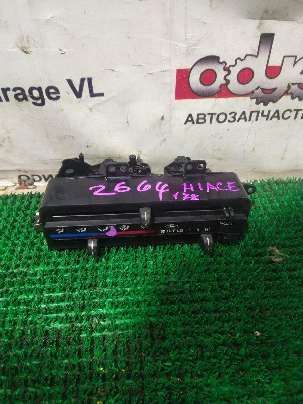 Климат контроль Toyota Hiace LH178 5L 1999