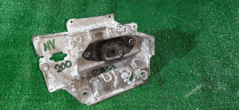 Подушка двигателя Nissan Nv 200 VM20 HR16DE 2008 левая