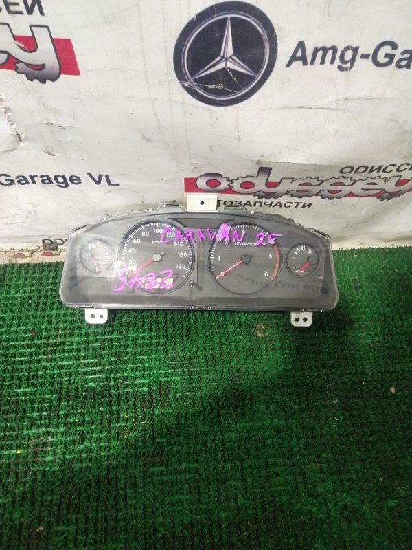 Панель приборов Nissan Caravan VWME25 ZD30(DDTI) 2011