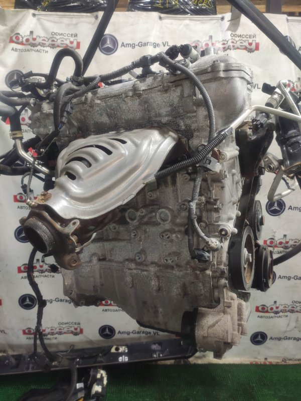 Двигатель Toyota Avensis ZRT272 3ZRFAE 2011.07