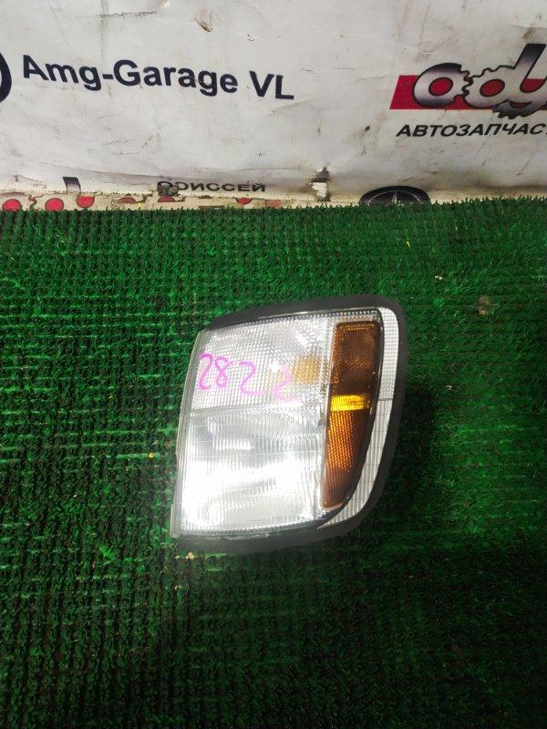 Габарит Isuzu Bighorn UBS26GW-7200757 6VE1 1999 левый