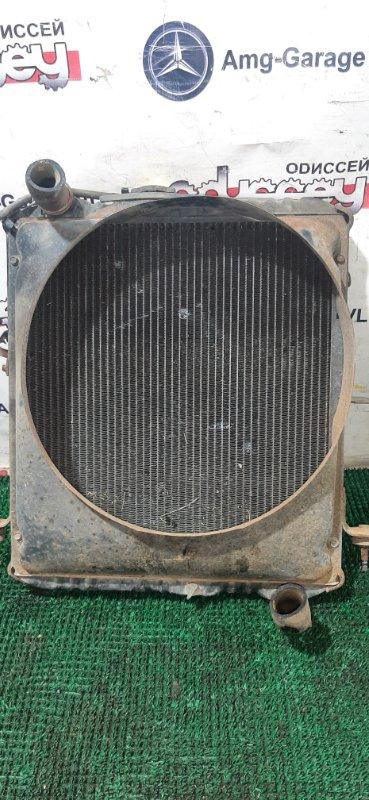 Радиатор Isuzu Elf NHR55E 4JB1 1991