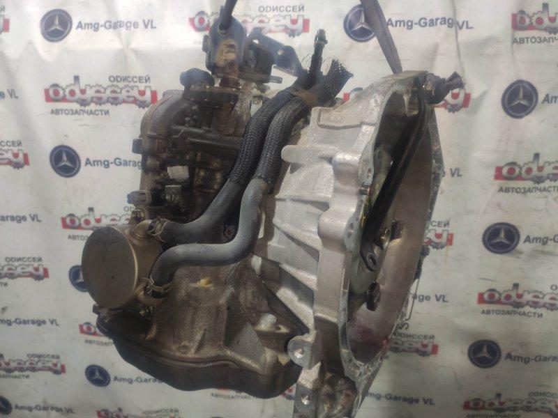 Автомат Toyota Iq KGJ10 1KR-FE 2010