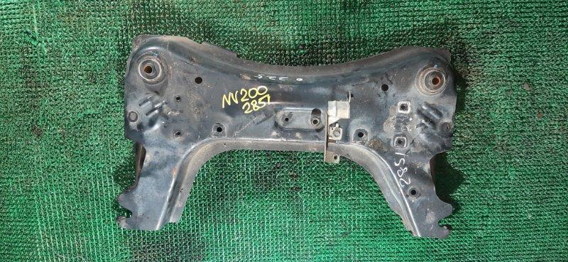 Балка под двс Nissan Nv 200 VM20 HR16DE 2008