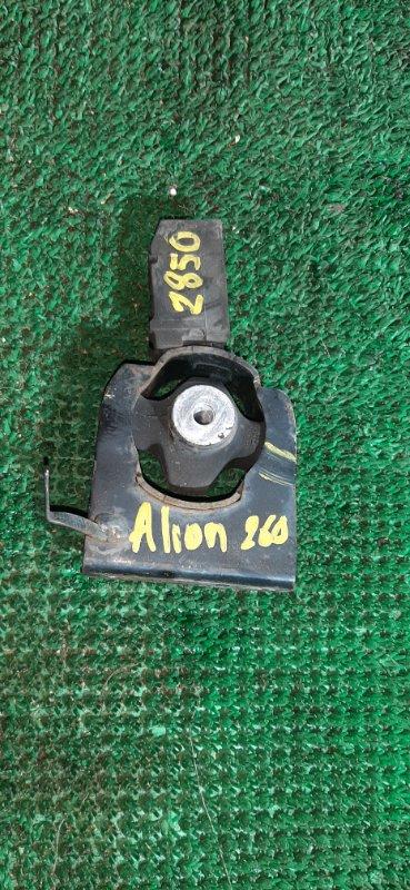 Подушка двигателя Toyota Allion NZT260 1NZ 2010.01 передняя
