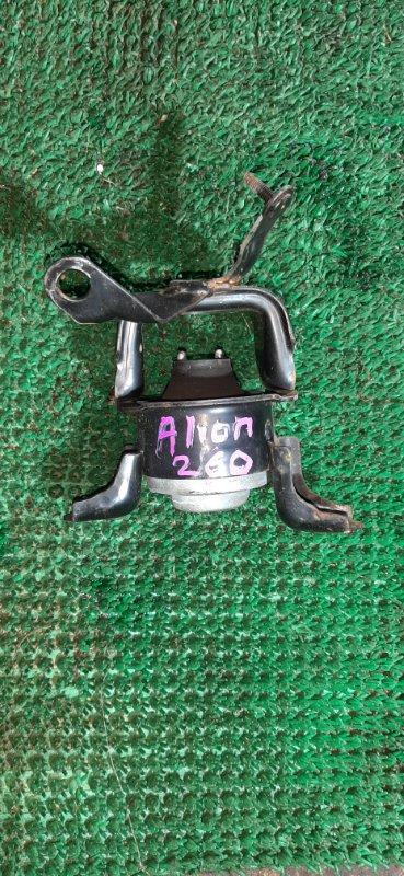 Подушка двигателя Toyota Allion NZT260 1NZ 2010.01 правая