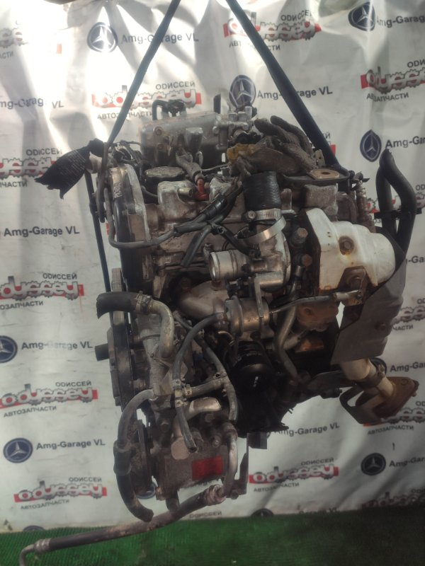 Двигатель Mitsubishi Pajero Mini H58A 4A30-T 2001