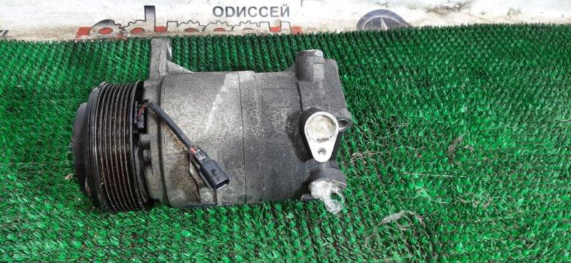 Компрессор кондиционера Nissan Murano PNZ51- VQ35(DE) 2008