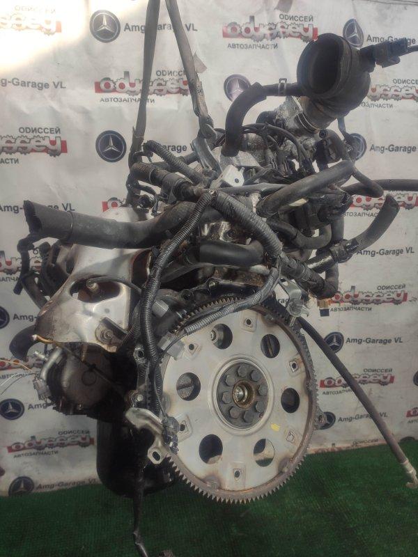 Двигатель Toyota Gaia SXM15 3S-FE 2002