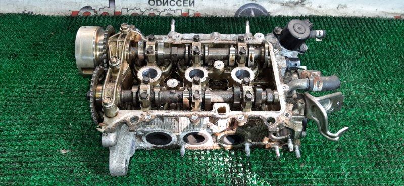 Головка блока цилиндров Toyota Iq KGJ10 1KR-FE 2010