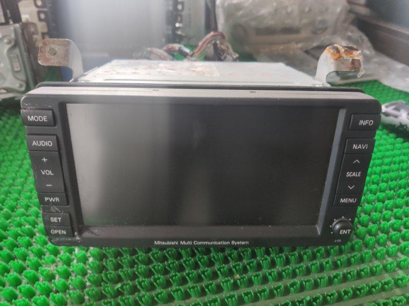 Магнитофон Mitsubishi Delica D5 CV5W 4B12 2007