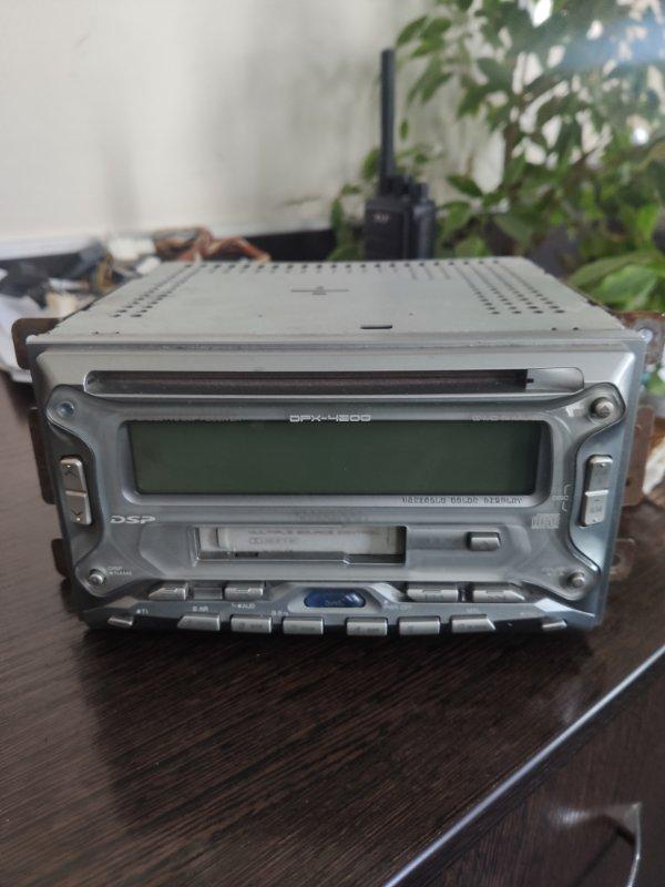 Магнитофон Mitsubishi Airtrek CU4W 4G64 2003