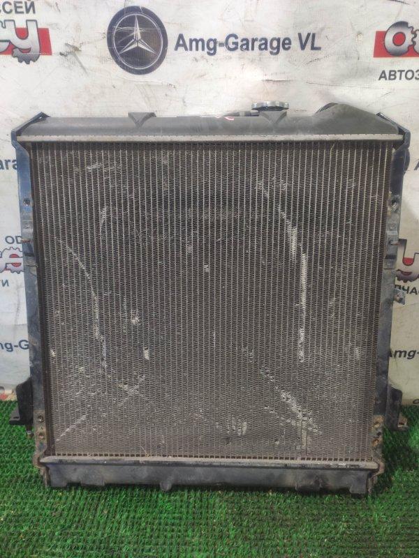 Радиатор Isuzu Elf NPR72 4HJ1 2000
