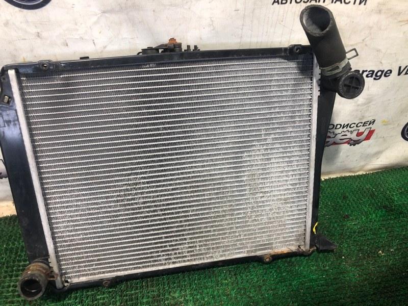 Радиатор Toyota Hiace LH178 5L 1999