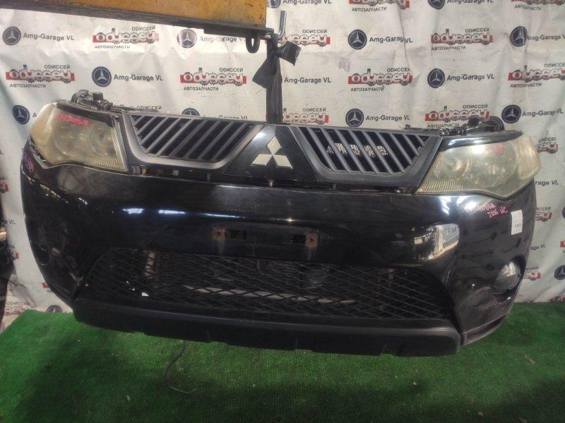 Nose cut Mitsubishi Outlander CW5W 4B12 2006
