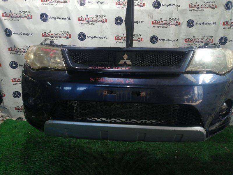 Nose cut Mitsubishi Outlander CW5W 4B12 2005
