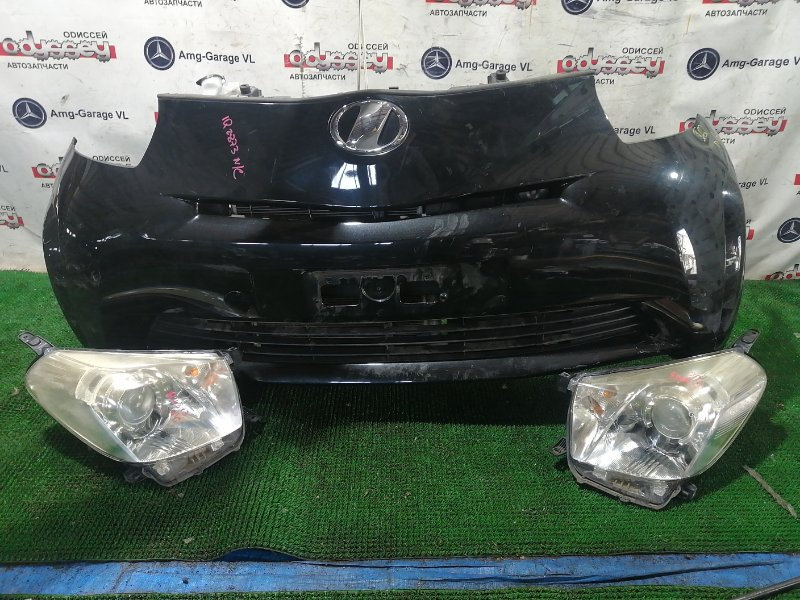 Nose cut Toyota Iq KGJ10 1KR-FE 2010
