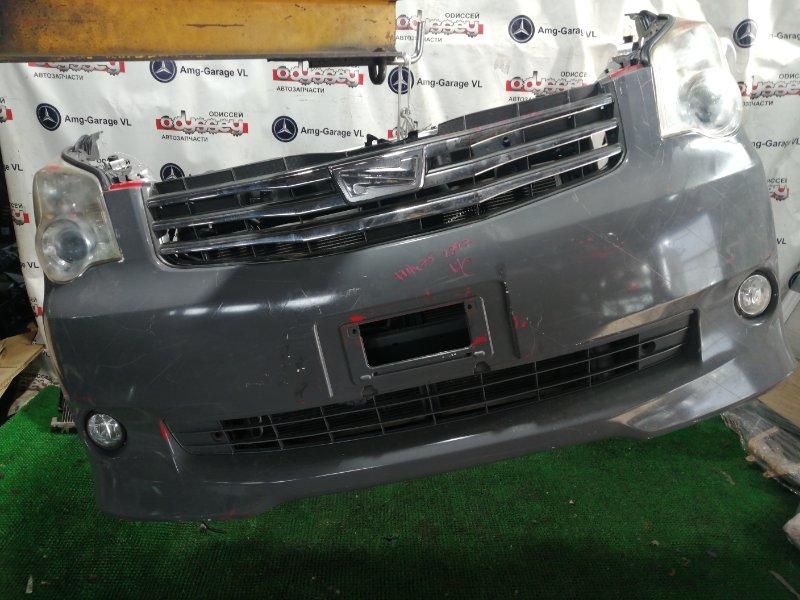 Nose cut Toyota Noah ZRR75 3ZR-FAE 2012