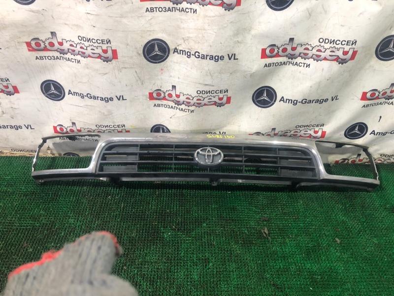 Решетка радиатора Toyota Hilux Surf LN130-0074432 2LTE 1991.09
