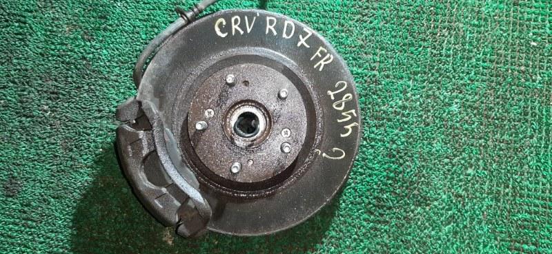 Ступица Honda Crv RD7 K24A 2005 передняя правая