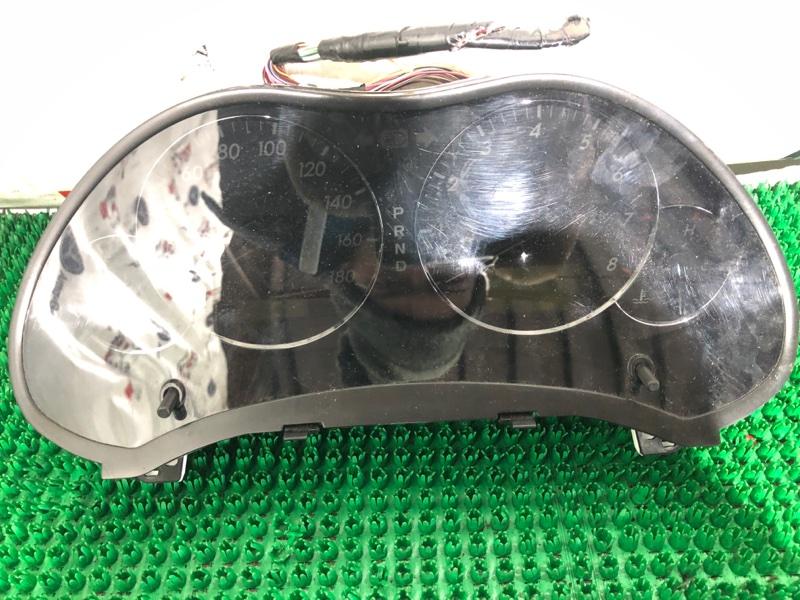 Панель приборов Toyota Avensis AZT255 1AZ-FSE 2007