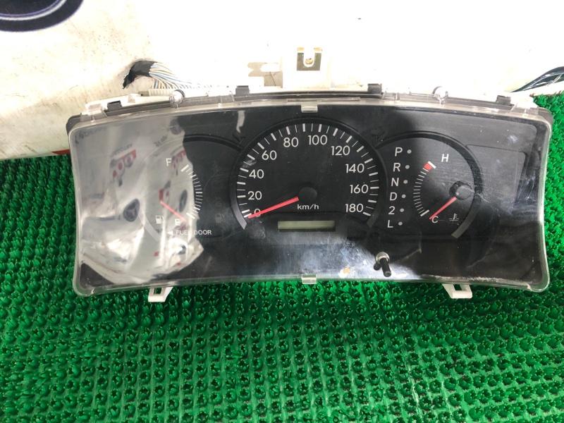 Панель приборов Toyota Corolla Spacio NZE121 1NZ-FE 2003