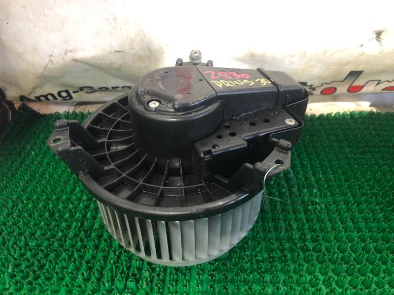 Мотор печки Toyota Prius ZVW30-1204144 2ZR-R138765 2010