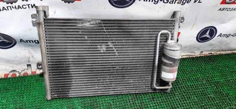 Радиатор кондиционера Suzuki Jimny JB23W K6A-T 2003