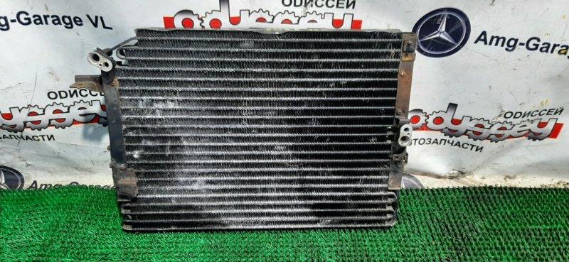 Радиатор кондиционера Toyota Hilux Surf LN130-0074432 2LTE 1991.09